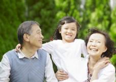 幸福家庭生活照片图片